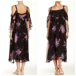 """Like-New! Free People """"Tied To You"""" Maxi Dress"""